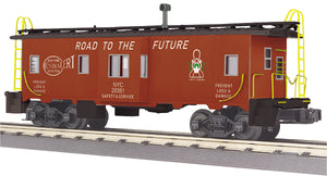 MTH 30-77342 New York Central Bay Window Caboose