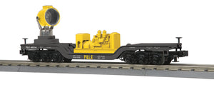 "MTH 30-79422 - Die-Cast Operating Searchlight Car ""Pittsburgh & Lake Erie"""
