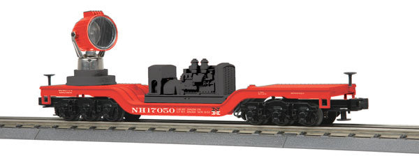 "MTH 30-79423 - Die-Cast Operating Searchlight Car "" New Haven"""