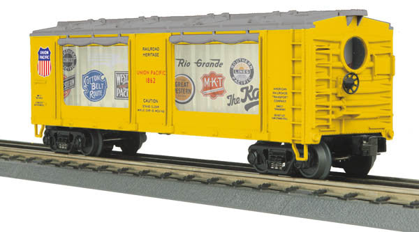 "MTH 30-79471 - Operating Action Car ""Union Pacific"""