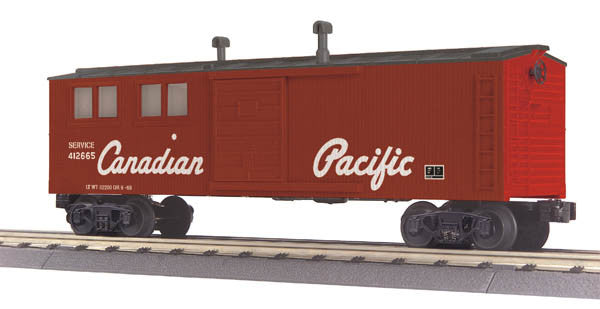 "MTH 30-79478 - Engineering Car ""Canadian Pacific"""