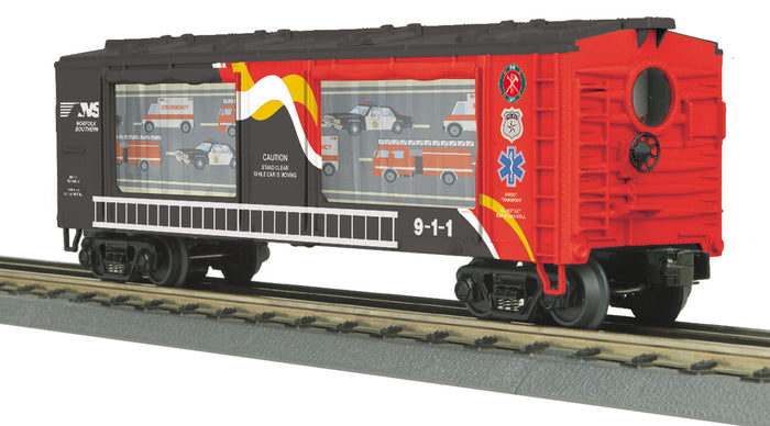 "MTH 30-79526 - Operating Action Car ""Norfolk Southern"""