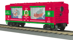 "MTH 30-79528 - Operating Action Car ""Christmas"""