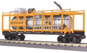 "MTH 30-79530 - Fire Car ""Bessemer & Lake Erie"""