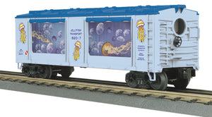 "MTH 30-79546 - Operating Aquarium Car ""Jellyfish"""