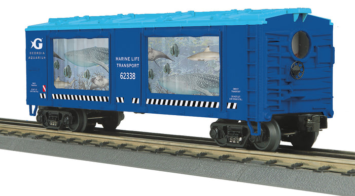 "MTH 30-79548 - Operating Aquarium Car ""Atlanta Aquarium"""