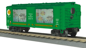 MTH 30-79576 Tropical Fish Operating Aquarium Car