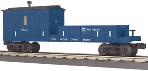 "MTH 30-79587 - Crane Tender Car ""Westinghouse"""