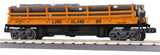 MTH 30-79589 Long Island Operating Log Dump Car