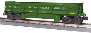 MTH 30-79590 U.S. Army Dump Car w/Operating Bay