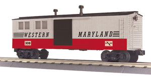 MTH 30-79634 Western Maryland Engineering Car