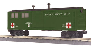 "MTH 30-79636 - Engineering Car ""U.S. Army"""