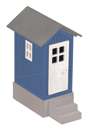 MTH 30-90002 - Telephone Shanty (Blue & White)