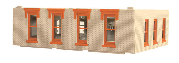 "MTH 30-90444 - City Building 1 Single Story Addition ""Ives"""