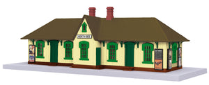 "MTH 30-90516 - Country Passenger Station ""North Side"""