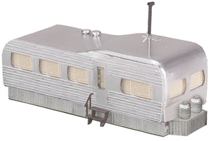 MTH 30-90530 - Stainless Stainless Mobile Home