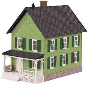 MTH 30-90551 - Row House #2 (Green)