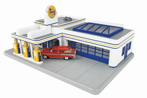 "MTH 30-9195 - Operating Gas Station ""Sunoco"""