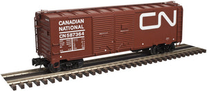 "Atlas O 3001822 - 40' 1937 AAR Box Car - Double Door ""Canadian National"""