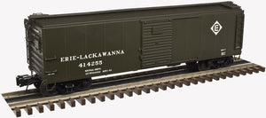 "Atlas O 3002910 - 1923 ARA X-29 40' Steel Boxcar ""Erie Lackawanna"" (2-Rail)"