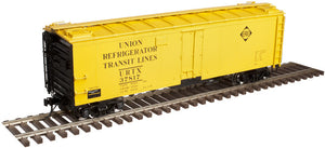 "Atlas O 3004902 - 40' Steel Reefer ""Erie"" (2-Rail)"