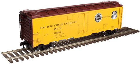 "Atlas O 3003905 - 40' Steel Reefer ""Pacific Fruit Express"""