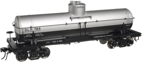 "Atlas O 3003813 - ACF 8,000 Gallon Tank Car ""California Dispatch Line"""