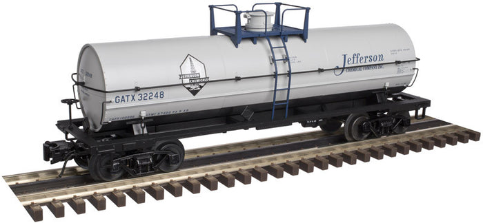 "Atlas O 3005513 - 11,000 Gallon Tank Car ""Jefferson Chemical"""