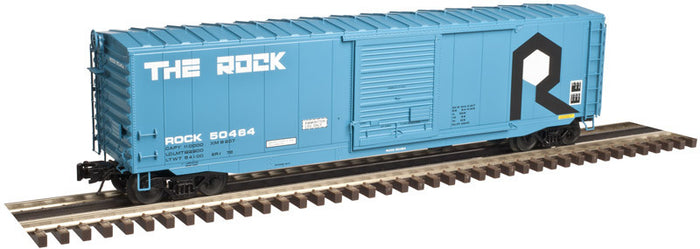 "Atlas O 3005705 - 50' PS-1 Single Door Box Cars ""Rock Island"""