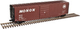 "Atlas O 3005714 - 50' PS-1 Single Door Boxcar ""Monon"""