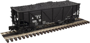 "Atlas O 3008503 - 50 Ton War Emergency Hopper ""Atlantic Coast Line"" (2-Rail)"