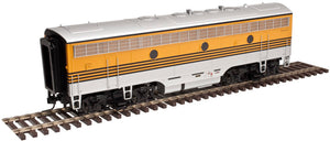"Atlas O 30134045 - F-7 Locomotive ""Rio Grande"" #5613 (Un-Powered) - B Unit"