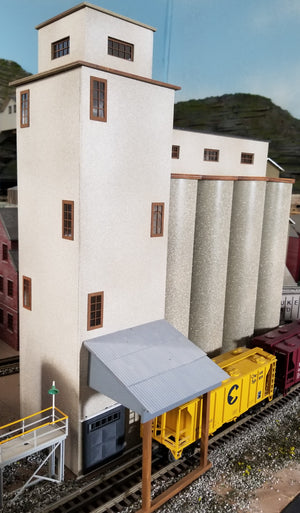 Korber Models #315 - O Scale - Grain Silo Kit