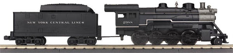 MTH 33-1042-1 New York Central  2-8-0 Steam Engine wPS 3.0