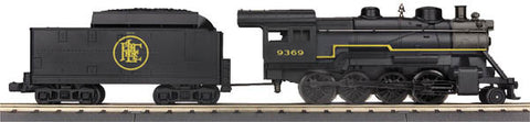 MTH 33-1044-1 Pittsburgh & Lake Erie 2-8-0 Steam Engine wPS 3.0