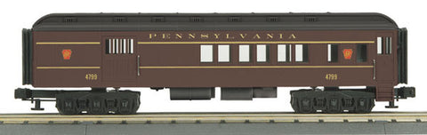 MTH 33-6246 Pennsylvania O-27 Madison Combine Car