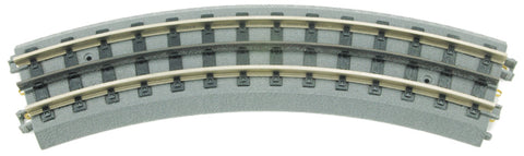 MTH 40-1002 - RealTrax - O-31 Curved Track Section