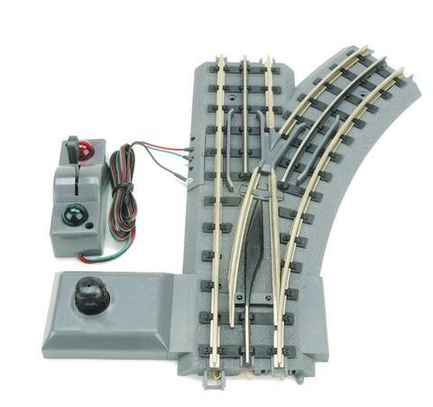 MTH 40-1004 RealTrax - O-31 Switch (RH)