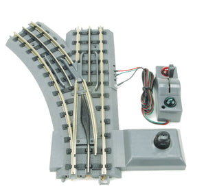 MTH 40-1005 - RealTrax - O-31 Switch (LH)