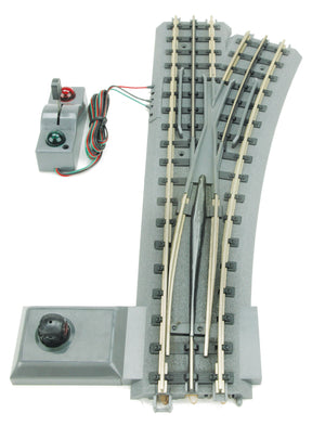 MTH 40-1020 - RealTrax - O-72 Switch (RH)