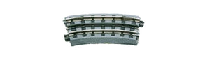 MTH 40-1049 - RealTrax - O-72 Half Curved Track Section