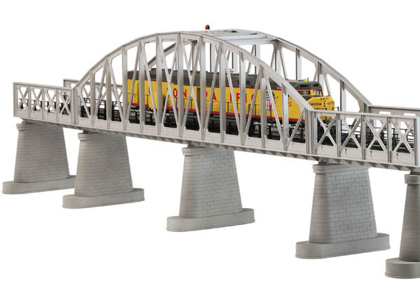 MTH 40-1101 - Steel Arch Bridge (Silver)