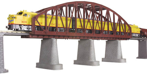 MTH 40-1103 Rust O Steel Arch Bridge