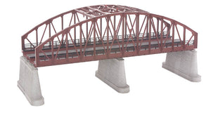 MTH 40-1109 - 2-Track Steel Arch Bridge (Rust)