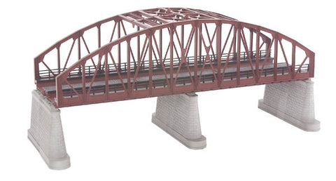 MTH 40-1109 O 2-Track Steel Arch Bridge (Rust)