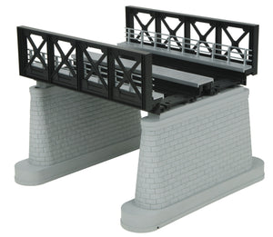 MTH 40-1112 - 2-Track Bridge Girder (Black)