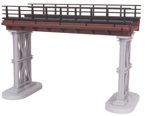 MTH 40-1148 - Subway Trestle Bridge (Silver)