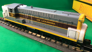 "MTH 30-20590-1 - AS-616 Diesel Engine ""Erie Lackawanna"" #1158 w/ PS3"