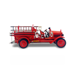 Lucky Die Cast 43002 - 1923 Maxim C1 Fire Pumper Fire Engine (Red) 1/43 Diecast Car