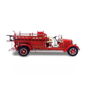Lucky Die Cast 43005 - 1932 Buffalo Type 50 Fire Engine (Red) 1/43 Diecast Car